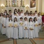 primeira comunhão  19-05-2013