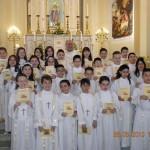 primeira comunhão 26-05-2013